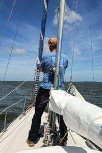 Überführung Stefan am Mast
