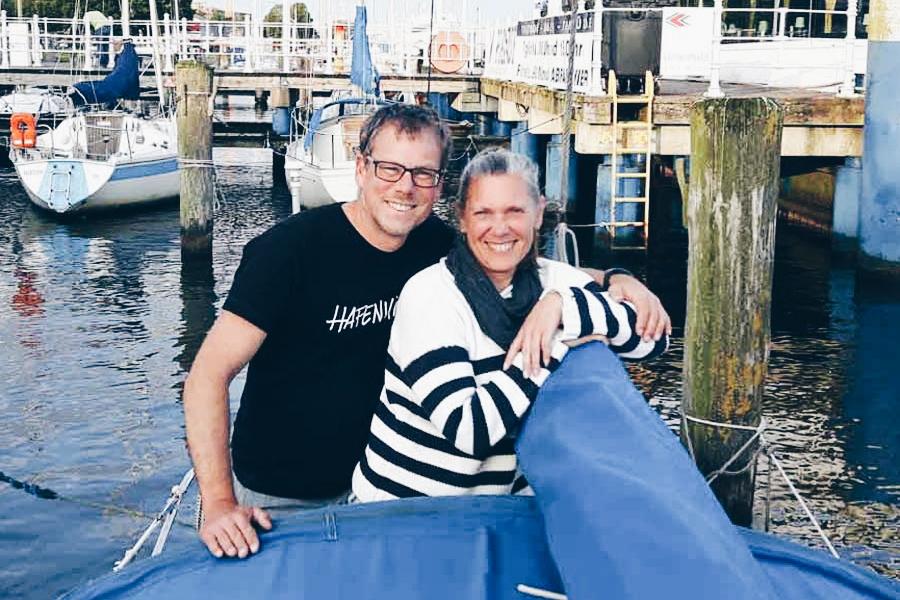 Marion und Christoph