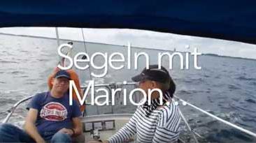 Segeln mit Marion | HAFENKINO.blog