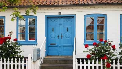 schönes Haus in Marstal