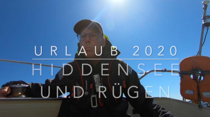Urlaub 2020 - Hiddensee und Rügen, Teil 1