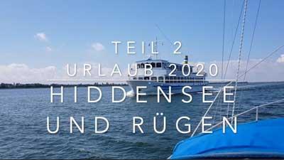 Sommerurlaub Hiddensee und Rügen Teil 2