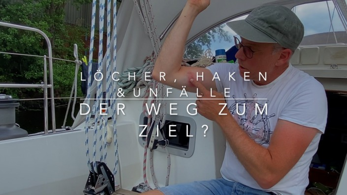 Löcher, Haken & Unfälle - der Weg zum Ziel? | HAFENKINO.blog