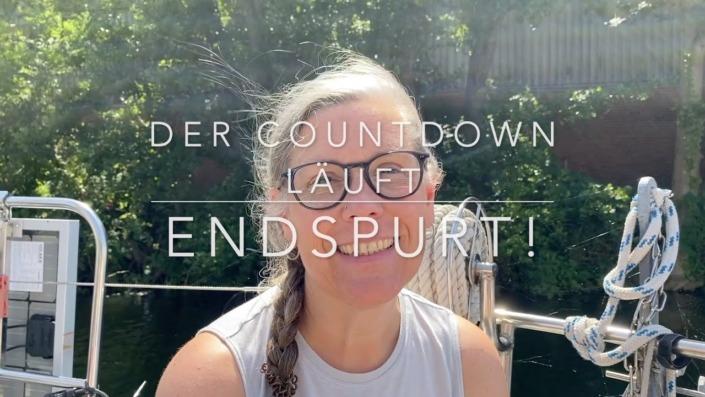 Der Countdown läuft - Endspurt!